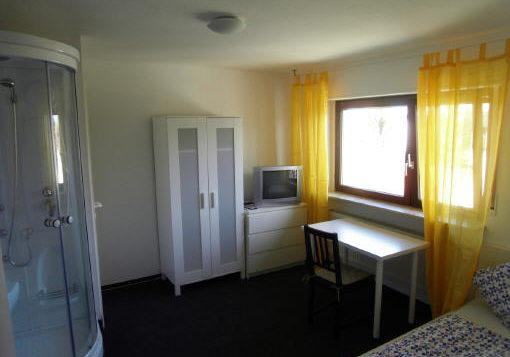 bedbox Zimmer Sandhausen Nummer 21