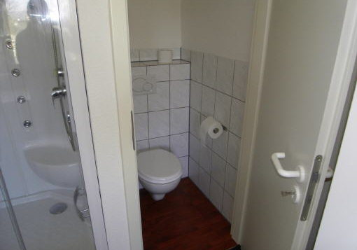 bedbox Sandhausen Toilette